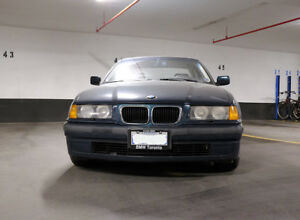 "BMW 318is 1997 ""Classic Vintage"" E36 Coupe"