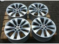"Vauxhaull Astra 18"" Alloy Wheels (Genuine) pcd 5x115"