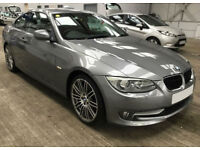 £180.62 PER MONTH STUNNING 2010 BMW 320 COUPE 2.0TD SE DIESEL MANUAL