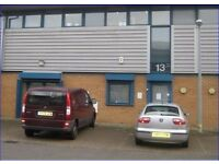 Warehouse/Office Space to let