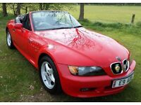 BMW Z3 1.9 | Full Service History | Automatic sports gearbox | 75,000 miles