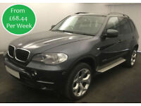 £294.31 PER MONTH 2011 BMW X5 3.0TD AUTO XDRIVE 30D SE DIESEL WITH NAV