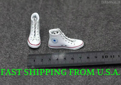 "1//6 Nike Air Style Sneakers Shoes For 12/"" Hot Toys PHICEN Male Figure ❶USA❶"