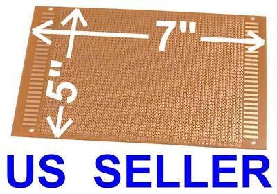 5x7 12x18cm Prototyping Pcb Printed Circuit Board Prototype Breadboard