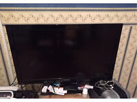 Toshiba 32 inch led TV for sale