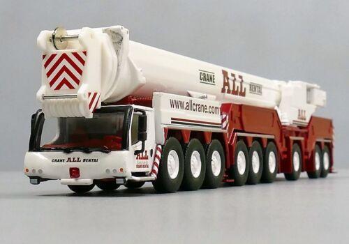 "WSI 08-1201 Liebherr LTM 1750-9.1 Mobile Crane ""ALL CRANE"" 1:87 ""NEW"""