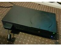 PS2, 3 CONTROLLERS, 6 GAMES, 8MB MEMORY