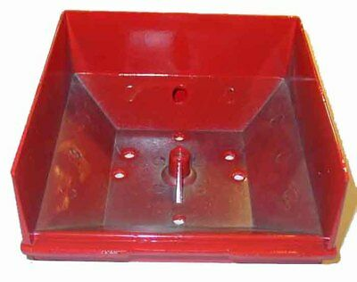 New Northwesterna A Pn And Pm Elite Bulk Vending Machine Red Metal Base Part