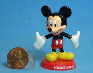 Cake Topper Disney Resort Hong Kong Mickey Mouse Club House Decor Figure N70