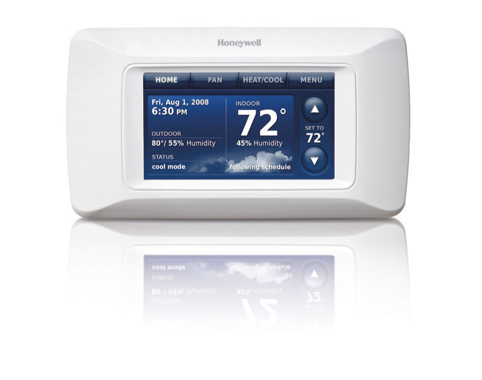 Honeywell Prestige HD Touch Screen