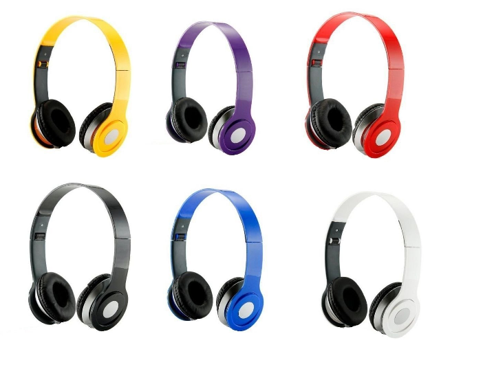 Cheap!! Foldable Headphone  Stereo Dj  3.5 Mm  Stereo Earpho