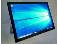 Microsoft Surface Pro 4 6th gen i5 , 128GB Solid State Hard Drive