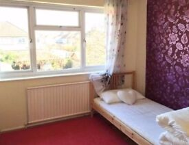 Double room for a professional or student