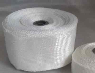 Fiberglass Cloth Tape E-glass 1 Wide 10 Yards 2.5x 10m Glass Fiber Plain Wea