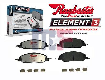 Raybestos Element 3 Bremsklötze Ford Mustang vorn 2005-09 Bremsbeläge Vorderachs