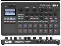 Korg Electribe Sampler 2 (complete with SD card loaded with classic drum machine samples)