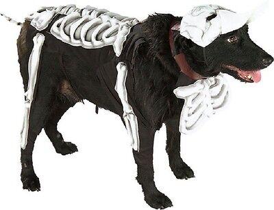 Corpse Bride Skeleton Bones Cute Fancy Dress Up Halloween Pet Dog Cat Costume](Corpse Bride Dress Up Halloween)