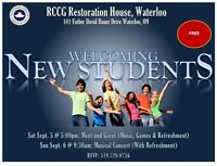 REDEEMED CHRISTIAN CHURCH RESTORATION HOUSE WELCOMES STUDENTS