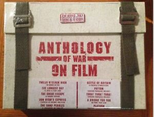 Anthology of War 20 DVD NEW boxset $25, OBO