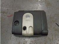 VW GOLF MK5 1.6 FSI ENGINE COVER & AIR FILTER BOX