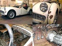 Restoration and customization
