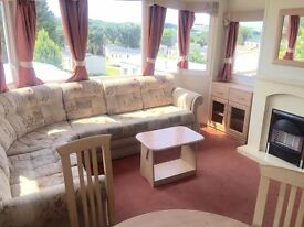 STATIC CARAVAN ROOKLEY COUNTRY PARK 2 BED ISLE OF WIGHT FINANCE AVAILABLE HALF PRICE 2017 SITE FEES