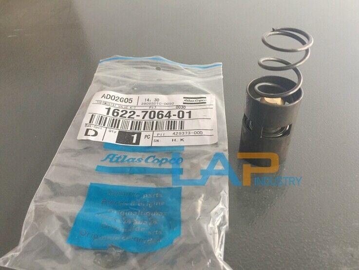 1PCS NEW FOR Atlas Air Compressor Temperature Control Valve Core 1622706401