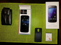 BRAND NEW GALAXY NEXUS WITH EXTENDED BATTERY