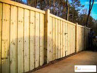 Fence Installation and Repair BOOK NOW