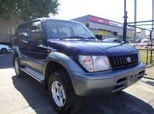 1999 Toyota Prado GXL Moorooka Brisbane South West Preview