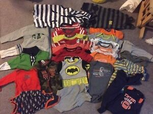 babyboys lot 3month to 2yrs. over 100pieces