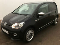 £136.33 PER MONTH VOLKSWAGEN UP! 1.0 TSI 60 MOVE UP! HATCHBACK PETROL MANUAL