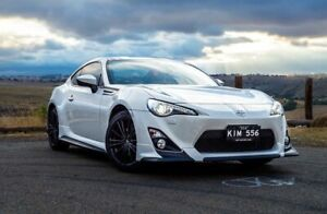 2015 Toyota 86 GTS BLACKLINE MANUAL Yass Yass Valley Preview
