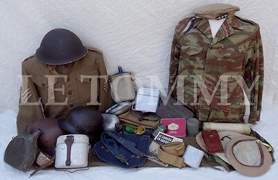 LE TOMMY Militaria
