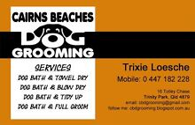 Cairns Beaches Dog Grooming Trinity Park Cairns Area Preview
