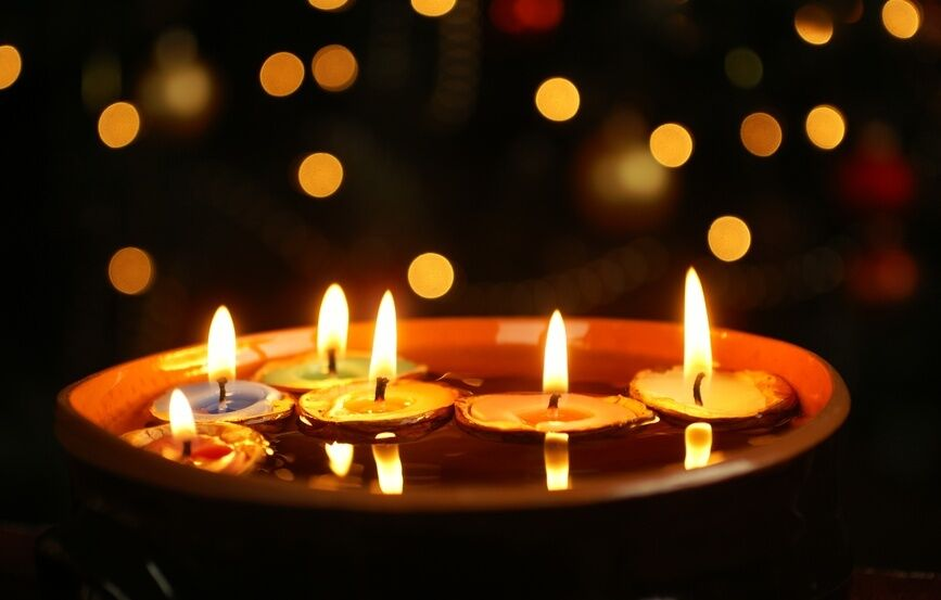 How to Accessorise Your Home with Tea Lights