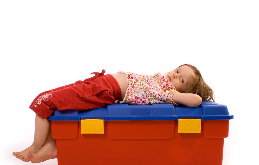 Mit kisten und truhen zus tzlichen stauraum schaffen ebay - Kisten kinderzimmer ...
