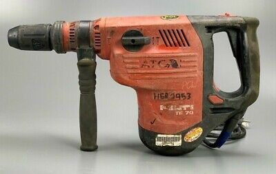 Hilti Te 70 Atc Hammer Drill