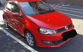 2012 VW Polo 1 year MOT perfect condition