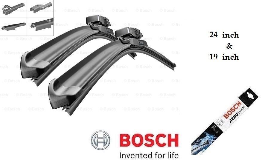 Populære Bosch Aerotwin Multi-Clip Front Wiper Blades 24