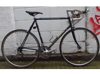 Vintage road bike CLAUD BUTLER 23inch REYNOLDS 531- serviced & warranty - Welcome for test ride