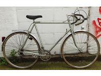 Vintage road bike GITASPRINT Made in France size frame 22 serviced warranty Welcome for test ride