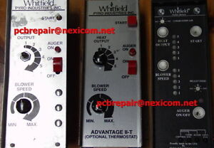Whitfield Advantage II-T, III Plus Control Board Repair Service Peterborough Peterborough Area image 4