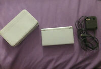 Nintendo DS with case, charger, and 21 games!