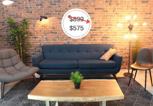 mid century sofas, Canapés, Causeuses, Fauteuils, Sofas, couch