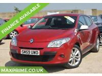RENAULT MEGANE 1.6 I-MUSIC VVT 100BHP 1 FORMER KEEPER FROM NEW + SERVICE HISTORY