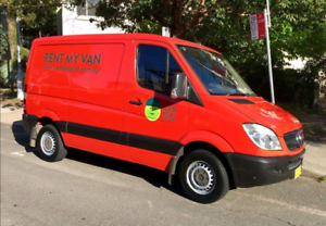 CHEAP $7HR $40DAY VAN & UTE HIRE - $15 FREE DISCOUNT Sydney City Inner Sydney Preview