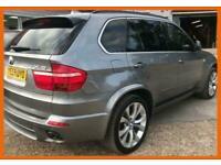 2010 59 BMW X5 3.0 XDRIVE35D M SPORT 5D 282 BHP DIESEL