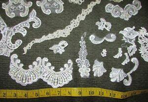 VINTAGE Bridal Lace Applique Lot Gatineau Ottawa / Gatineau Area image 7