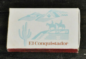 Sheraton El Conquistador Resort and Country Club Matchbox Early